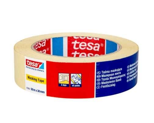 Taśma maskująca 50m:30mm Tesa H5102302