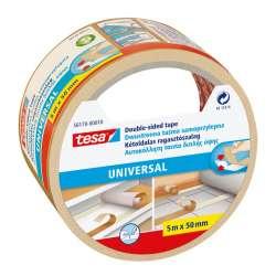 Dwustronna taśma do wykładzin uniwersalna 5m:50mm Tesa H5617010
