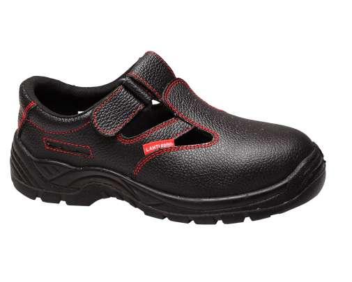 Sandały męskie skórzane O1 SRC bez podnoska Lahti Pro L30602
