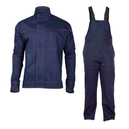 Ubranie spawalnicze wzmocnione rękawy Lahti Pro L41406
