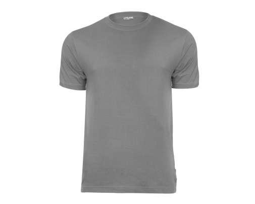 Koszulka bawełniana T-shirt szara Lahti Pro L40202