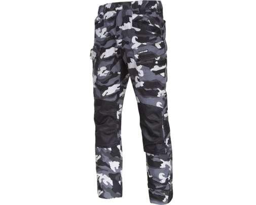 Spodnie moro bojówki ze wzmocnieniami L40514