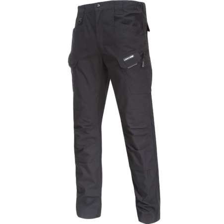Spodnie czarne bojówki Lahti Pro L40515