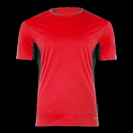 Koszulki t-shirt funkcyjne czerwone Lahti Pro L40216