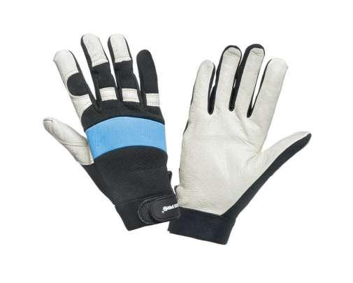Rękawice ochronne ze skóry świńskiej Lahti Pro L2804