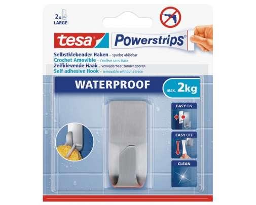 Wodoodporny haczyk samoprzylepny 2kg Tesa H5970704