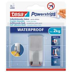 haczyk samoprzylepny powerstrips 60x26mm waterproof tesa 59707