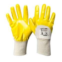 Rękawice nitryl wzmacniane...