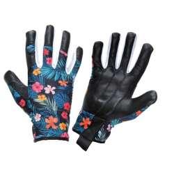 Damskie rękawice ze skóry...