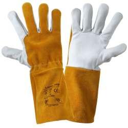 Spawalnicze rękawice...