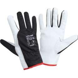 Rękawice robocze ze skóry...