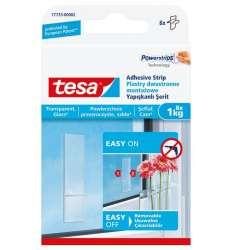 Przezroczyste plastry samoprzylepne 8 sztuk 1kg Tesa H7773302