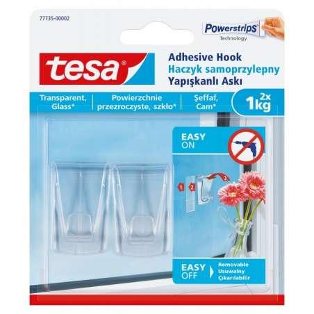 Haczyki samoprzylepne 1 kg + 4 plastry Tesa H7773502
