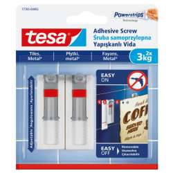 Regulowane śruby samoprzylepne do płytek 3kg Tesa H7776502