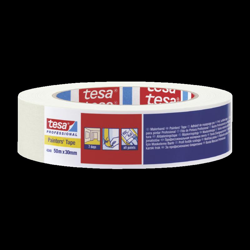 Taśma malarska 50m:30mm Tesa Professional H0434817