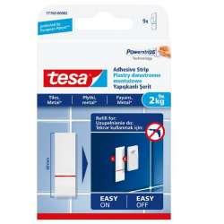 Plastry samoprzylepne do płytek 9 sztuki 2kg Tesa H7776002