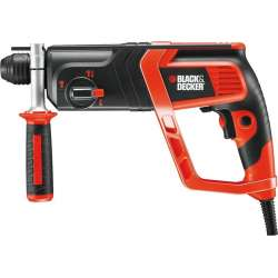 sds plus młotowiertarka 710w black&decker kd975