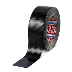 Taśma naprawcza Duct Tape 50m:48mm czarna Tesa H0461346