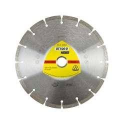 tarcza diamentowa segmentowa 230x2.3x22mm klingspor dt300u