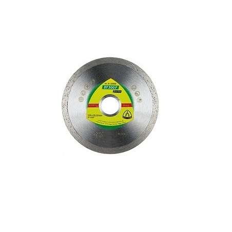 Tarcza diamentowa pełna 125x1,6x22,2mm Klingspor KL325358