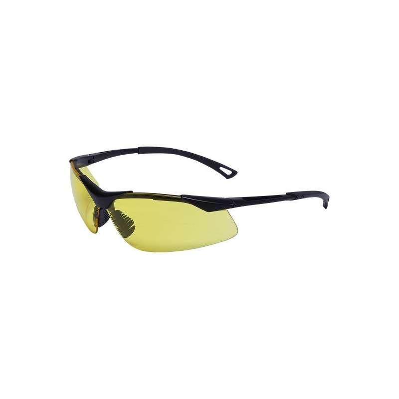 Okulary ochronne żółte FT UV PC Lahti Pro L1500400