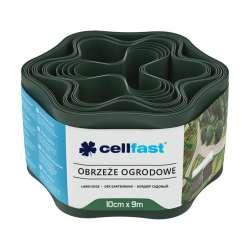 Obrzeże ogrodowe ciemnozielone 10cm X 9mb Cellfast CF30021