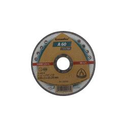 Tarcza do ciecia metalu A60 Extra 115x1,0x22 płaska Klingspor 45467A