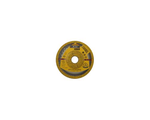 Tarcza do cięcia metalu A24 Extra 230x3,0x22 wypukła Klingspor 45461A