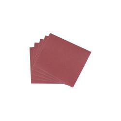 Papier ścierny w arkuszach 230x280mm P100 do drewna metalu tworzyw lakierów Klingspor 45354C