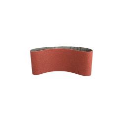 Pas ścierny bezkońcowy 75x457mm P100 do metalu drewna do elektronarzędzi Klingspor 45247B