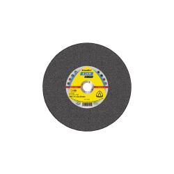 Tarcza do szlifowania Inox A24N Supra 125x60x22 wypukła Klingspor 45072