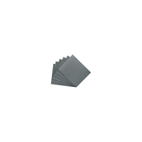 Papier ścierny w arkuszach 230x280mm P2500 wodoodporny do metali tworzyw lakierów Klingspor 45034Z