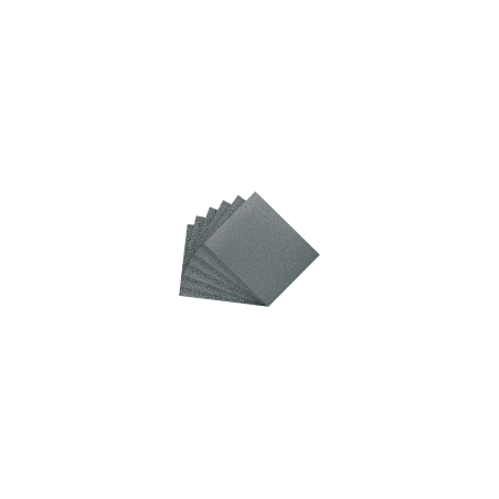 Papier ścierny w arkuszach 230x280mm P280 wodoodporny do metali tworzyw lakierów Klingspor 45023Z