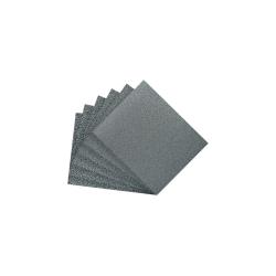 Papier ścierny w arkuszach 230x280mm P80 wodoodporny do metali tworzyw lakierów Klingspor 45016
