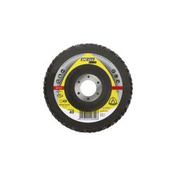 Ściernica listkowa talerzowa SMT314  125x22 gramatura 40 sztuk 1 Klingspor KL322815