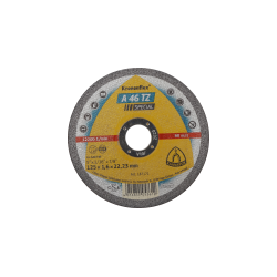 Tarcza do cięcia stali kwaśnej A46TZSPEC 180x16x22 płaska Klingspor KL221161