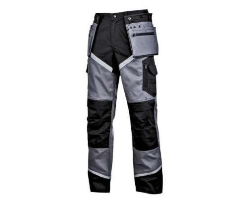 Profesjonalne spodnie robocze monterskie do pasa Lahti Pro L40516