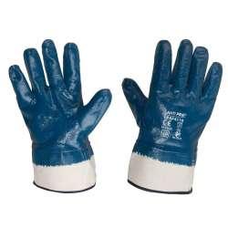 Rękawice ochronne powlekane nitrylem 12 par rozmiar 10 Lahti Pro L220510W