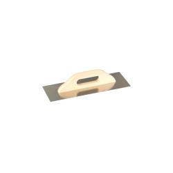 Paca stalowa prostokątna nierdzewna 580x130 mm gładka Profix 61625