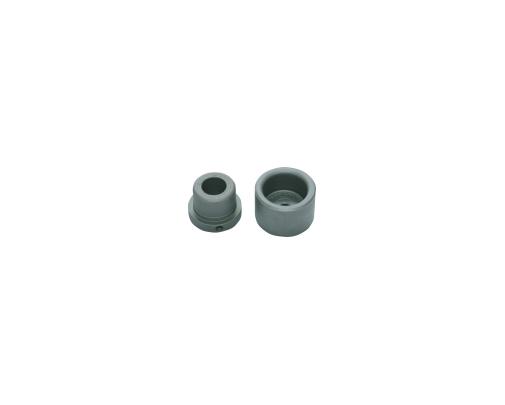 Końcówki grzewcze do zgrzewarki do rur PCW 50mm 60025