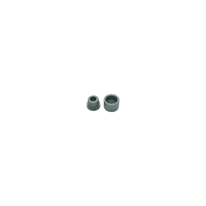 Końcówki grzewcze do zgrzewarki do rur PCW 40mm 60024