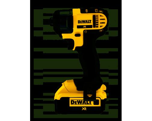 """Klucz udarowy XR 18V 1/2"""" Kwadrat 0-2300 obrotów na minutę Dewalt DCF880M2"""