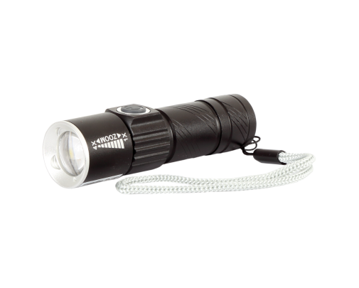 Latarka akumulatorowa LED USB Proline XX51030