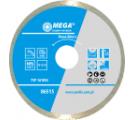 Tarcza diamentowa pełna 230x2,9x22mm Mega 87630