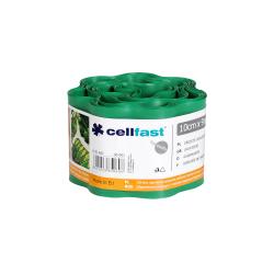 Obrzeże ogrodowe brąz 20cm X 9mb Celllfast CF30013