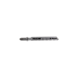 Brzeszczoty do wyrzynarki do metalu Bi-Metal Lrob:50mm typ U (B) Proline 93411F