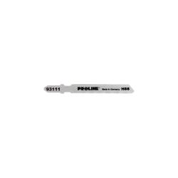 Brzeszczoty do wyrzynarki do metalu HSS Lrob:50mm typ U (B) Proline 93411