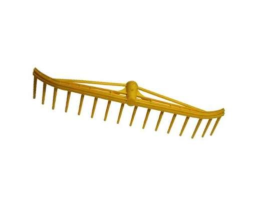 grabie plastikowe do siana 16-zębów 55cm profix 12250