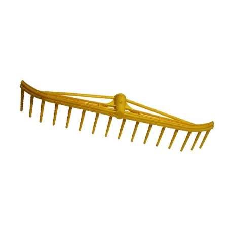 Grabie plastikowe do siana 16-zębów 55cm 12250