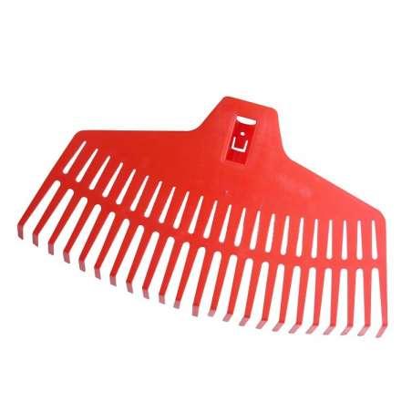 Grabie plastikowe do liści 23-zęby nieoprawne 42cm12253